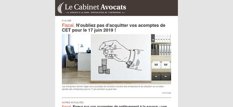 newsletter-avocat