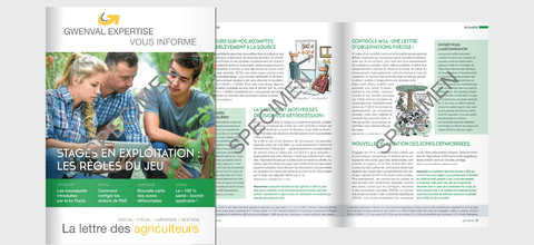 revue-expert-comptable-lettre-agriculture-gwenval-expertise
