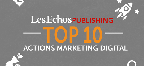 Entrez dans le TOP 10 des cabinets innovants en marketing digital